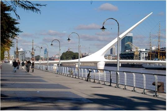 Information Guide to Puerto Madero, City of Buenos Aires - Properties in Puerto Madero